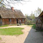 Zabudowania zagrodnika z Borska