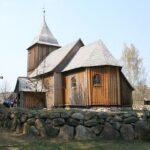 Kościół ze wsi Swornegacie