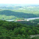 Widok na Wzgórza Szymbarskie